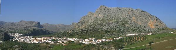 Panoramica de Montejaque