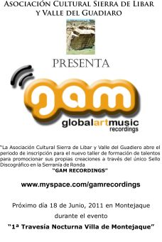 GAMrecordings
